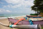 14. Villa Canggu Local fishing boats