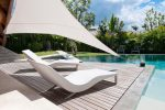 11-The Layar 3 bedroom Sun loungers