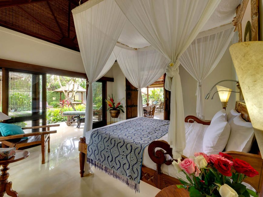 12. Villa Kedidi Guest bedroom 3