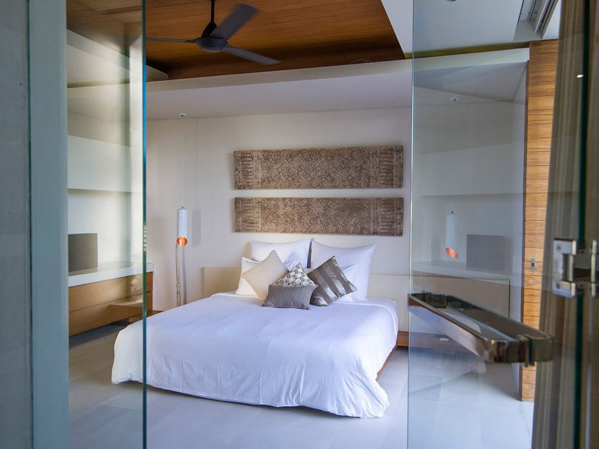 14. Villa Iman Guest house bedroom two (2)