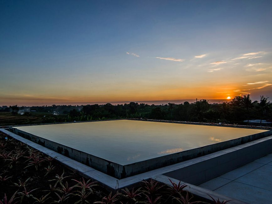 15. Villa Iman The roof terrace water feature creates additional splendour for sunsets