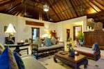 6. Villa Kedidi Living room at night