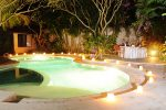 2. baliana-villa-legian-swimmingpool-night